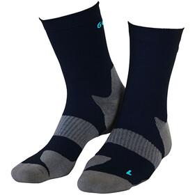 Gococo Technical Cushion - Chaussettes course à pied - gris/noir